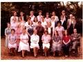 SCJ_Claire Englebert_photo staff des profs_1980